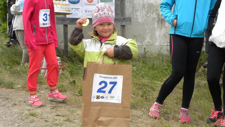 Prangli Run. Estonian Islands