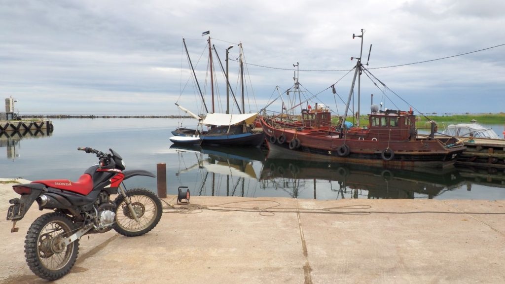 Prangli island