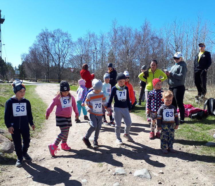 Prangli Jooks 2018. Iga aastane rahvaspordisündmus
