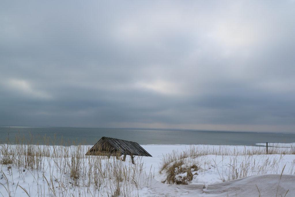 PRangli loodus on ka talvel eriline.