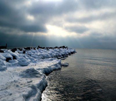 4 saladust, miks tulla talvel Prangli saarele