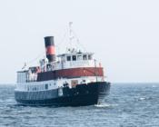 """©Marko Poolamets. Meretransporti saab tellida ka aurikuga """"Katharina"""""""