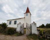 ©M. Poolamets. Prangli kirik