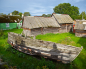 ©T. Mõtus - Prangli omanäolised talud