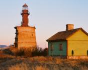 ©Iurii Matkeevits. Keri saarel asuv majakas