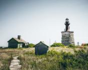 ©Carl-Martin Nisu. Keri saarel on hoolimata selle suurusest mitmeid hooneid ja ehitisi, sealhulgas Keri majakas