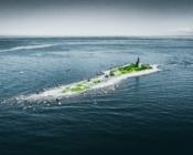 ©Carl-Martin Nisu. Keri saar on imepisike Eesti saar, mille pindala on vaid 2,88 hektarit