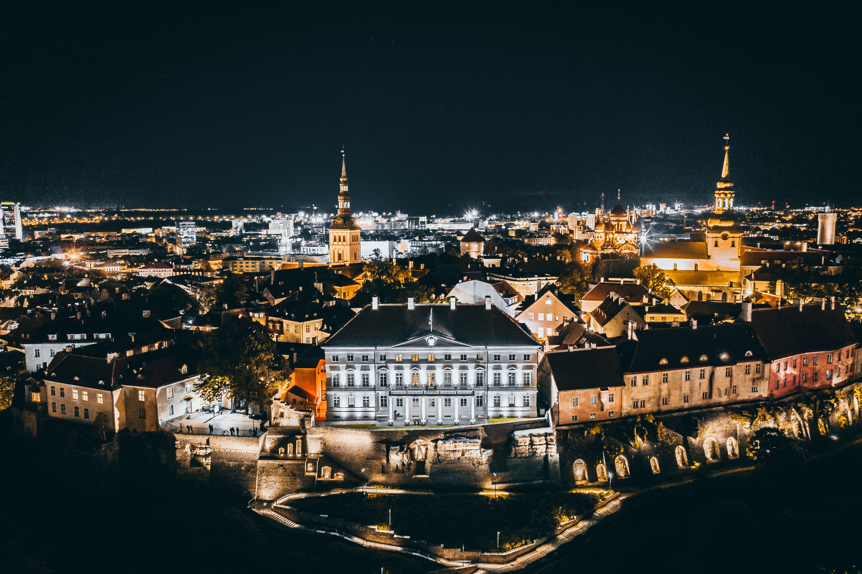 ©Carl-Martin Nisu. Tallinna Vanalinn