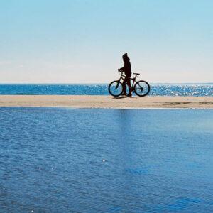 jalgrattarent prangli saarel